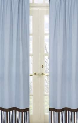 JoJo Designs Starry Night Window Treatment Panels by Sweet Set of 2