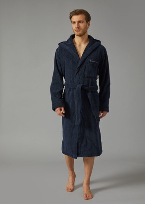 Giorgio Armani Terry-Cloth Robe