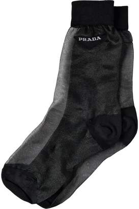 Prada Light nylon socks