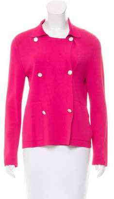 Max Mara Lightweight Knit Jacket