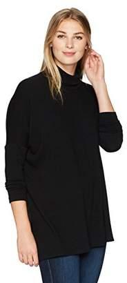 Karen Kane Women's Long Sleeve Sweater Poncho