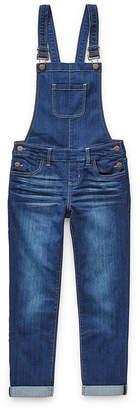YMI Jeanswear Girls Overalls - Big Kid