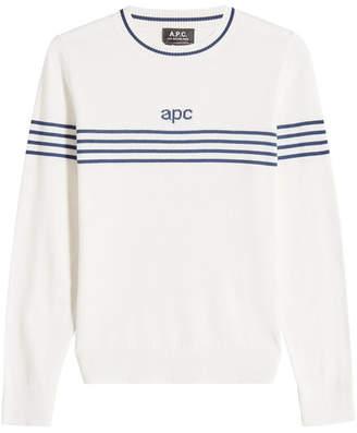 A.P.C. Cotton Pullover