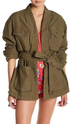 Free People In Our Nature Jacket