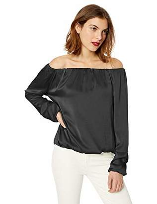 cce1a30b69ef9f Bailey 44 Women's Monaco Satin Off Shoulder Top