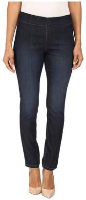 NYDJ Petite Petite Poppy Pull-On Leggings Jeans in Hollywood Wash Women's Jeans