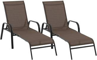 Sonoma Goods For Life SONOMA Goods for Life Patio Chaise Lounge Chair 2-piece Set