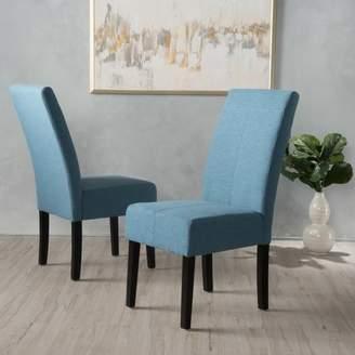 Alcott Hill Back East Side Upholstered Dining Chair