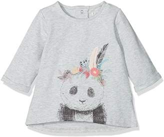 Mamas and Papas Baby Girls' Panda Sweater Sweatshirt