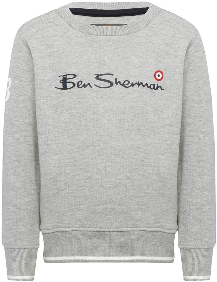 Ben Sherman grey sweater