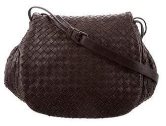 Bottega Veneta Intrecciato Messenger Bag