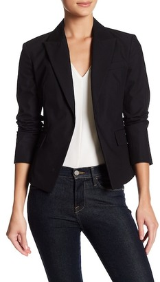 Theory Brince Structured Blazer $395 thestylecure.com