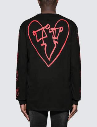 Sex Skateboards Love L/S T-Shirt