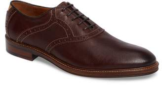 Johnston & Murphy Warner Saddle Shoe