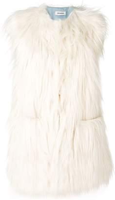 Zadig & Voltaire Zadig&Voltaire faux fur vest