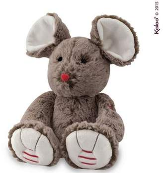 Kaloo Rouge Medium Mouse Cocoa Brown Soft Toy