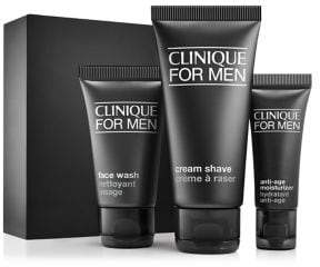Clinique For MenTM Starter Kit - Daily Age Repair