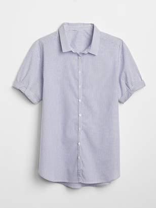 Gap Roll Cuff Shirt