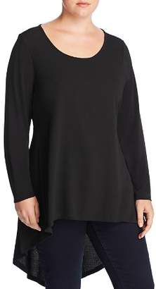 Junarose Plus High/Low Tunic Top
