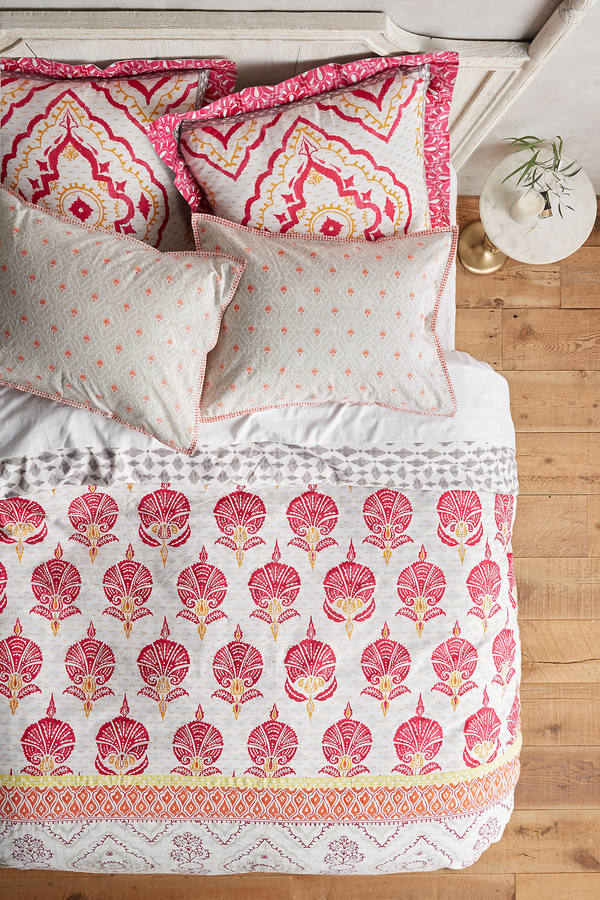 Anthropologie Anthropologie Tamterga Duvet