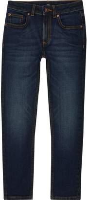 River Island Boys dark Blue skinny Sid jeans