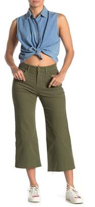 Sanctuary Wide Leg Cropped Pants (Petite)