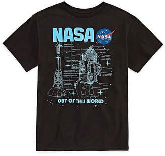 Fifth Sun NASA Out Of This World T-Shirt-Big Kid Boys