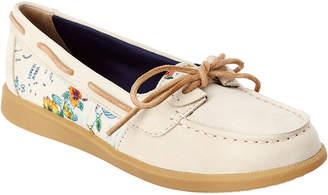 Sperry Women's Oasis Loft Linen Boat Shoe