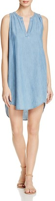 Soft Joie Crissle Chambray Dress $158 thestylecure.com