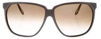 Victoria Beckham Gradient Oversize Sunglasses