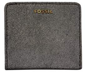 Fossil Madison Bifold Wallet Pewter
