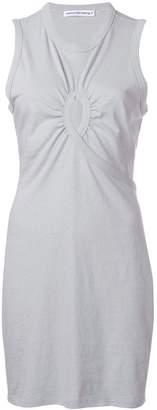 Alexander Wang sleeveless keyhole dress
