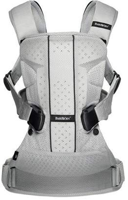 BABYBJÖRN Baby Carrier One, Silver Mesh