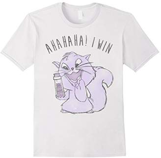 Disney Emperor's New Groove Yzma Cat Ahaha I Win T-Shirt
