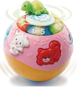 Vtech Baby Crawl & Learn Bright Lights Ball - Pink