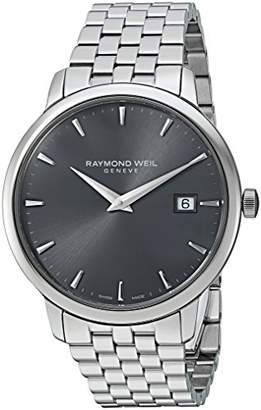 Raymond Weil 'Toccata' Swiss Automatic and Stainless Steel Casual Watch