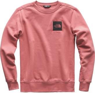 The North Face Pullover Novelty Box Crew Sweatshirt - Men's
