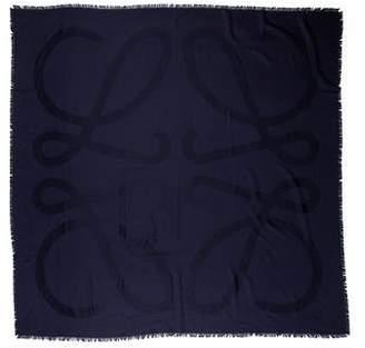 Loewe Wool & Silk-Blend Scarf