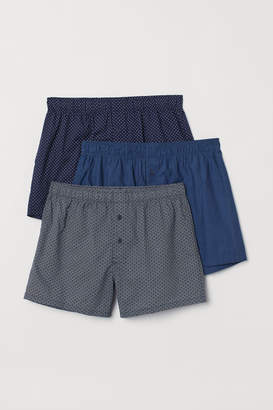 b6426d0751cd84 Woven Boxer Shorts - ShopStyle UK