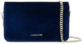 Lancaster logo plaque crossbody bag