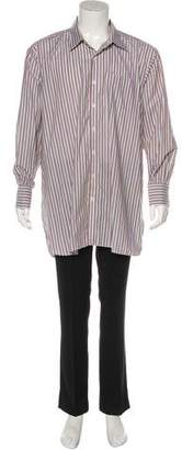 Turnbull & Asser Striped Dress Shirt