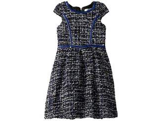 Us Angels Boucle Dress (Toddler/Little Kids)