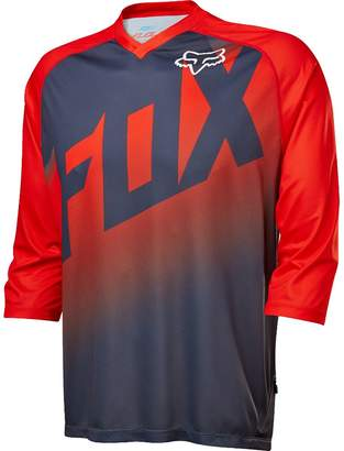 Fox Racing Flow 3/4-Sleeve Jersey - Men's