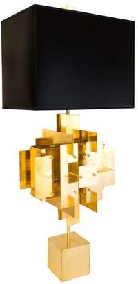 Jonathan Adler Puzzle Table Lamp