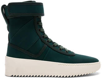 Fear Of God Nylon Military Sneakers
