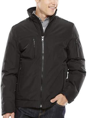 Claiborne Open-Bottom Jacket
