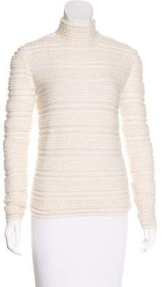 Akris Cashmere Turtleneck Sweater