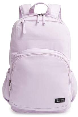 Volcom Field Trip Canvas Backpack