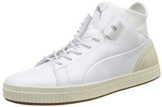 Unisex Adults St Runner V2 Full L Low-Top Sneakers, White, 8 UK Puma