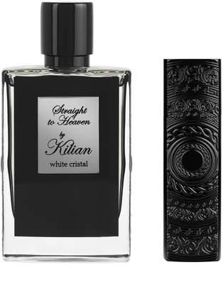 Icon Eyewear Kilian The Icon Straight to Heaven, white cristal Refillable Fragrance Set